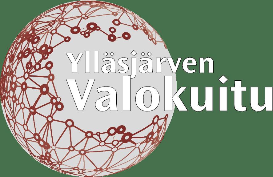 Ylläsjärven Valokuitu Logo